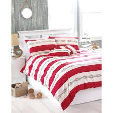 striped duvet cover red stripe double damask twin full size