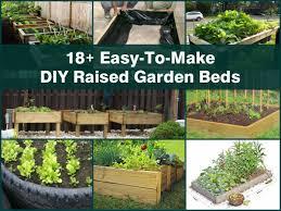 diy backyard gardening ideas double