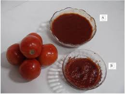 Tomato Sauce Production Flow Chart Food Technology I Lesson 22 Tomato Puree Paste Sauce And
