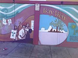 fleming has also painted murals at trader joe s s around town 1578 palou ave san francisco