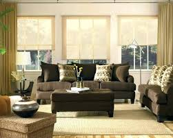 rugs that go with brown couch brown furniture living room decor image of brown couch decor