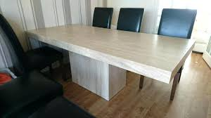 stone dining table terrific stone dining table with or without matching console on room round stone stone dining table