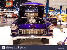 Nov. 26, 2010 - Houston, Texas, U.S - Rare, 1955 Chevrolet Nomad ...