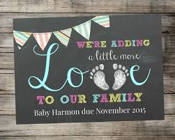 Free Pregnancy Announcement Templates Free Pregnancy Announcement Template