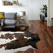faux cow skin rug modern weave hides collection modern faux cow hide rug beige brown