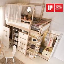 Kids Desk With Storage Bunk Beds White Kids Loft Bed Kids Bunk Beds With Desk Discount