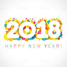 best clipart image happy new year 2018