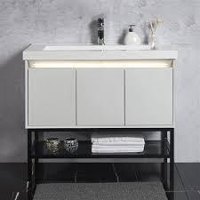 bathroom furniture modern. Jade Bath Ella 40-in Single Freestanding Modern Bathroom Vanity Bathroom Furniture Modern B