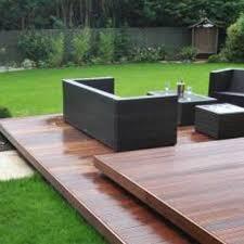 garden decking and patio ideas oye times