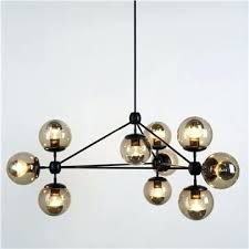 globe light chandelier globe electric vintage 8 light chandelier with rope wrapped hangers oil rubbed bronze globe light chandelier sculptural glass 3