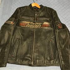harley davidson mens astor distressed leather jacket for in austin tx 5miles and