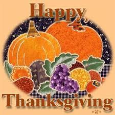 Thanksgiving. День благодарения