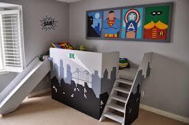 Superhero Bedroom Decorations Batman Bedroom Paint Ideas