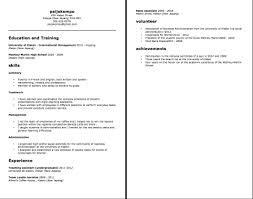 Free Resume Templates It Template Word Fresher With 89 Hybrid Resume