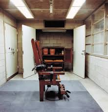 modern electric chair. omega suites (1991-1998), the architecture of capital punishment, by lucinda devlin modern electric chair e