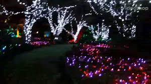 Botanical Gardens Christmas Lights 2018 Lewis Ginter Botanical Gardens Dominion Lights Christmas 2018