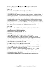96 Healthcare Manager Resume Objective Medical Sales Manager
