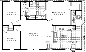 Charming Innovation 1000 Sq Ft House Plans With 3 Bedrooms 8 To 1199 Manufactured  Home Floor On Modern Decor Ideas