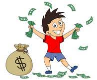 Image result for money  clip art