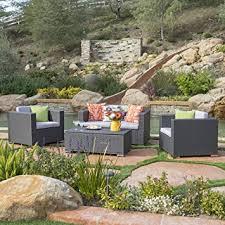 Amazon Denise Austin Patio Furniture Capulet Outdoor 4