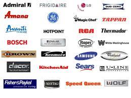 Brands Of Kitchen Appliances Refrigerator Repair Houston 832 209 8844
