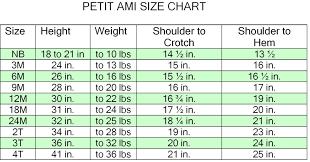 64 Rational Baby Dress Sizing Chart Newborn