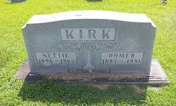 Nettie Barnes Kirk (1896-1967) - Find A Grave Memorial