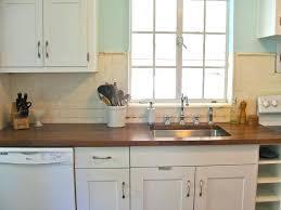 ikea wood countertop care butcher block undermount sink desk