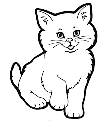Small Picture Cat Head Coloring Pages Coloring Pages