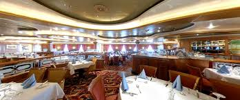 Restaurant P L Example Food And Dining On Board Oceana P O Cruises