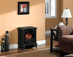 Interior Fascinating Deep Dimplex Electric Fireplace Insert For Best Fireplace Heater