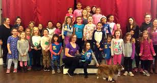 Boyden School Girl Scouts. - Hometown Weekly Newspapers