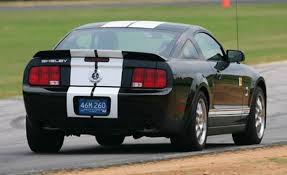 2007 Ford Mustang Shelby GT500 Photo - 8 - Big photo №33094