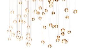 bocci lighting. Cute Bocci Lighting For Contemporary Interior Lights Design Ideas: Elegant Gold Pendant Light And