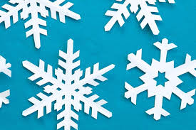 Cutting out snowflakes is one of our favorite holiday traditions! 9 Amazing Snowflake Templates And Patterns
