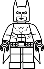 Lego Batman Coloring Page Batman Characters Coloring Pages Batman