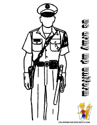 Small Picture Pictures Of Policeman Coloring Home Coloring Coloring Pages