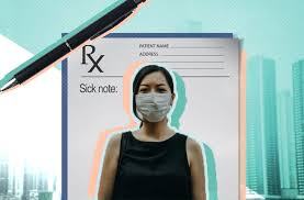 How To Get A Doctors Note For Work In Ontario Asking An Employee To Get A Sick Note Is A Public Health