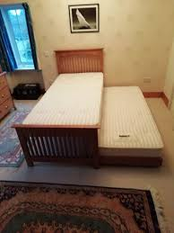 3 single bed with a 3 in one guest bed which be used as single