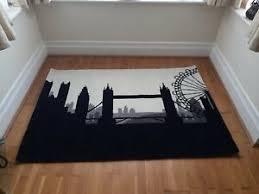 multicoloured acrylic rugs ebay