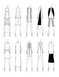 Drawn Fashion Fashion Industry Pencil And In Color Drawn Fashion