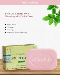Aliexpress.com : Buy 1 piece Zudaifu Sulfur sulphur Soap skin repair ...