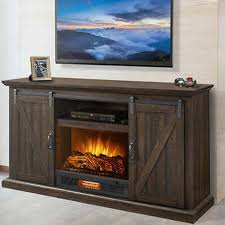 details about mckenna 58 media electric fireplace heats room up to 400 square feet