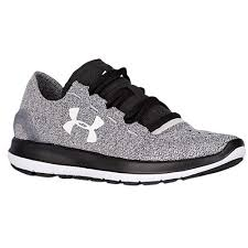 under armour running shoes black and white. women\u0027s under armour running shoes white glacier gray black and u