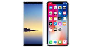 iphone 8 cost. samsung galaxy note 8 versus apple\u0027s iphone x iphone cost