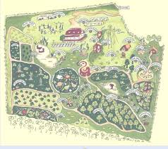 Perma Design Rivendel Village Perma Garden Permaculture Design