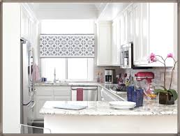 Window Treatment For Kitchens Cool Window Treatment Ideas For Kitchen With Gas Stove And Hanging