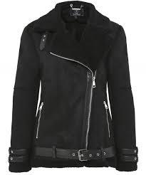 faux suede rimmy acne jacket