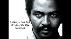 John Holt - ( Lonely this Christmas ) - Anthony's Cari-Jazz Artiste of the  Day - YouTube