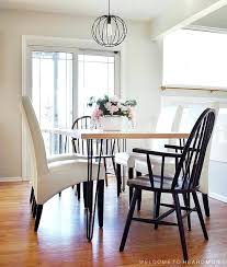 diy dinning table diy round dining table base